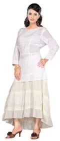 Ethnic Long Skirt #64