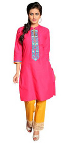 Spring Collection Kurti Tunic # SPC38