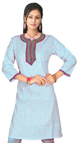 Cotton Collection Tunic #SK180