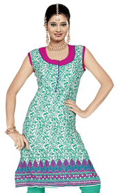 Cotton Collection Kurti # SK163