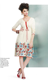 Winter Vogue Collection Kurti WV03