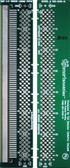 Schmartboard|ez 1.25mm Pitch SMT Connector Board (202-0038-01)