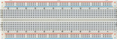 Breadboard 830 Test Points(Without Power Input) (920-0031-01)