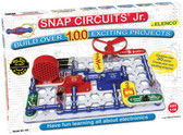 Snap Circuits Jr.® Educational 100 Experiments(990-0007-02)