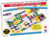 Snap Circuits Pro® Educational 500 Experiments (990-0009-02)