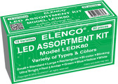 LED Assortment Kit (990-0075-01)