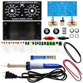 Capacitor Substitution Box Soldering Kit with Free Iron and Solder (990-0112-01)