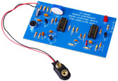 Sound Activated Switch Soldering Kit with Free Iron and Solder (990-0117-01)
