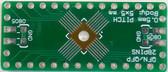 Schmartboard |ez .5mm Pitch 28 Pin QFP/QFN to DIP Adapter (204-0025-01)