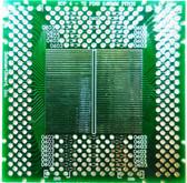 """Schmartboard ez SOP, 4 - 72 Pins 0.65mm Pitch, 2"""" X 2"""" Grid (202-0006-01)"""