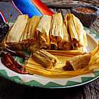 Gourmet Barbeque Tamales