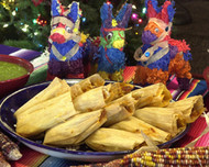 Amazing Tamales for Cinco De Mayo