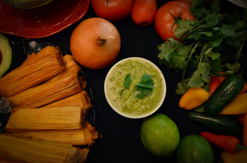 Tamale Lover's Pack with Guacamole