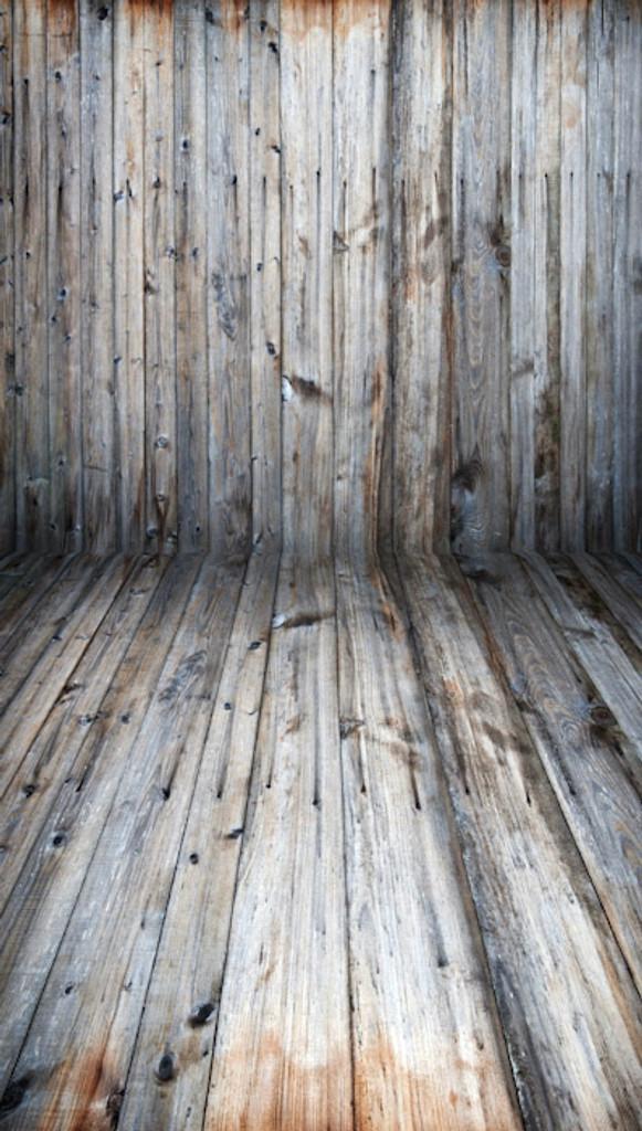 Rustic Wood Planks Backdrop