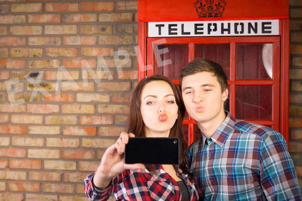 Custom Photobooth Backdrop