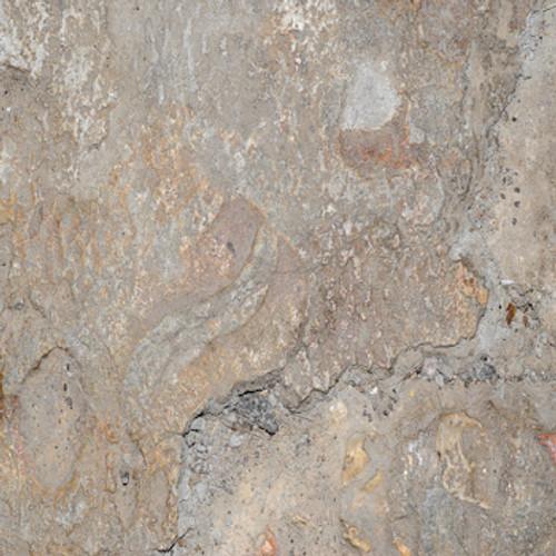 Gray Swirl Cement Floor