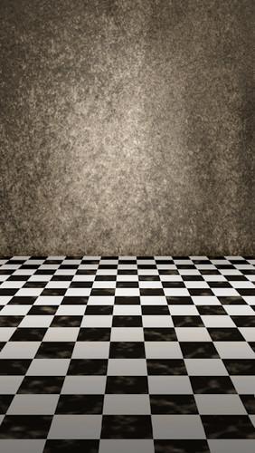 Checkers Backdrop