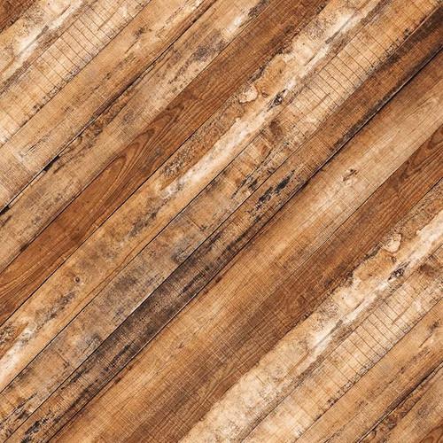 Bias Plank Floor