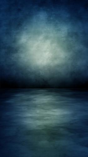 Blue Master's Backdrop