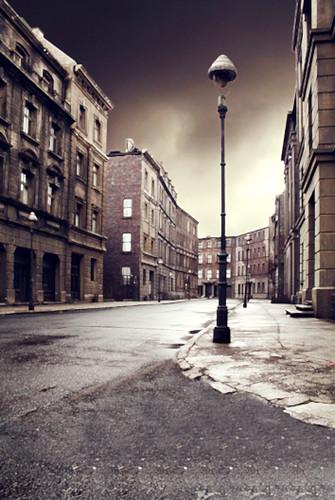 Vintage Avenue Photography Backdrops