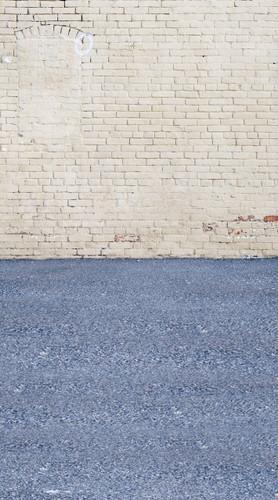 White Brick Backdrop
