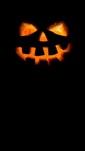 Pumpkin Jack Backdrop