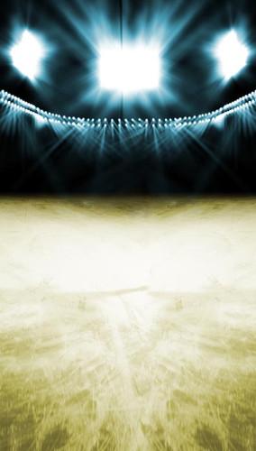 Arena Lights Backdrop