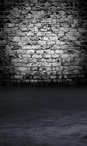 Cold Brick Wall Backdrop
