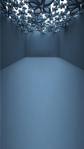 Modern Chic Room Backdrop