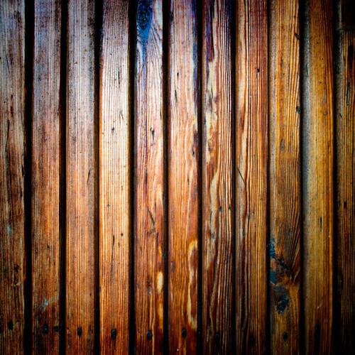 Log Cabin Floor