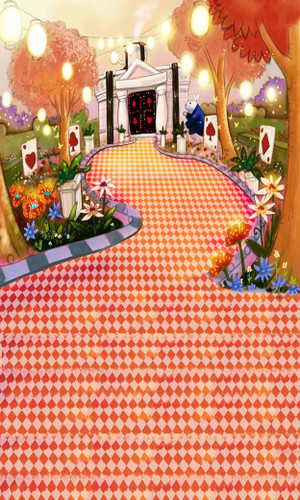 Whimsical Wonderland Backdrop