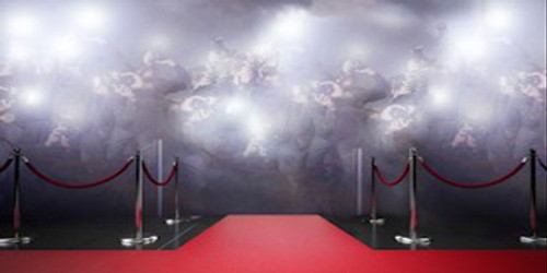 Red Carpet Paparazzi Wide Format