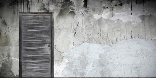 Derelict Room Wide Format