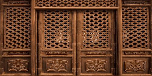 Bamboo Doors Wide Format