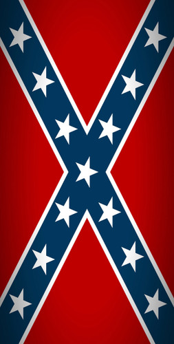Confederate Pride Backdrop