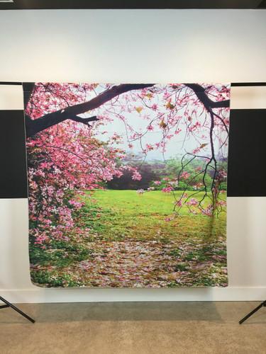 Spring Tree 6x6 PrismaCloth Backdrop
