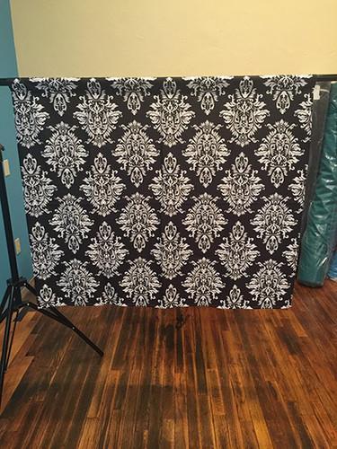 Argyle Damask 4x4 PrismaCloth Backdrop