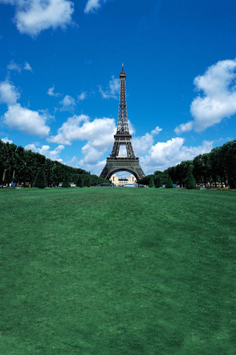 Eiffel Tower Photography Backdrops