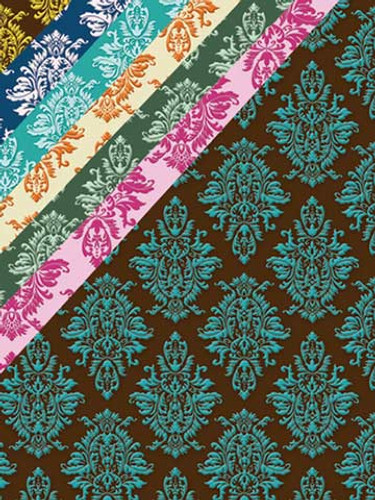 Argyle Damask (Any Color) Backdrop