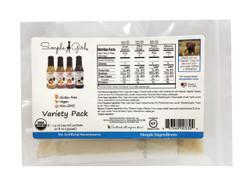 Simple Girl Organic Variety Pack