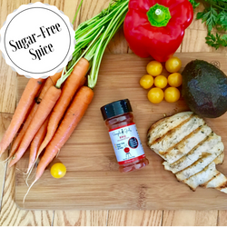 Simple Girl sugar-free spices: BBQ Spice, one of our top-selling seasonings