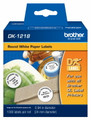 Brother DK-1218 round labels