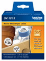 Brother DK-1219 round labels