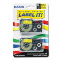 Casio XR9YW2S Labels