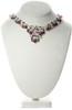 Handmade designer jewelry made with Swarovski crystal and fine metal