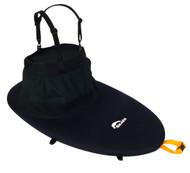 Seals Sea Sprite Spray Skirt, Black