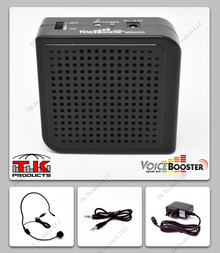 VoiceBooster MR2200 (Aker) 16watt Voice Amplifier & Mp3 Player