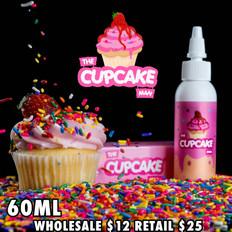 Cupcake Man 60ml (MSRP $25.00)