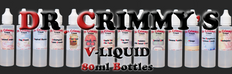 DR. CRIMMY'S V-LIQUID 80ML (MSRP $25.00)