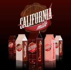 CALIFORNIA MILK 30ML (MSRP $20.00)